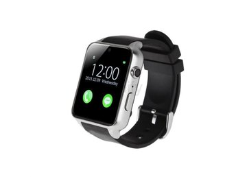 Klocka Herr Smart Wrist Bluetooth Smart Silver
