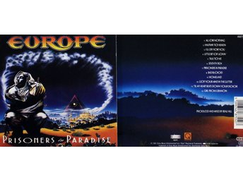 Europe, Prisoners in paradise (CD)