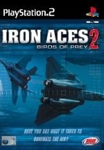 PS2 - Iron Aces 2 : Birds of Prey (Beg)