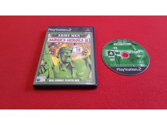 ARMY MEN SARGE'S HEROES till Sony Playstation 2 PS2