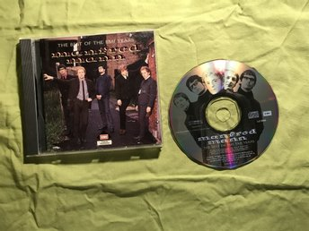 MANFRED MANN THE BEST OF THE EMI YEARS CD BRA SKICK