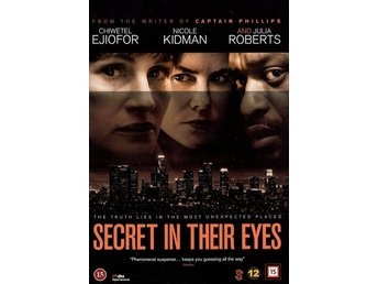 DVD - Secret In Their Eyes (Beg)