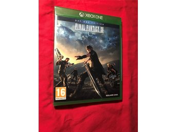 FINAL FANTASY 15 XBOX ONE NYTT INPLASTAD