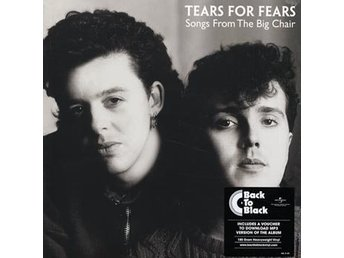 Tears For Fears: Songs from the big chair (Vinyl LP + Download)