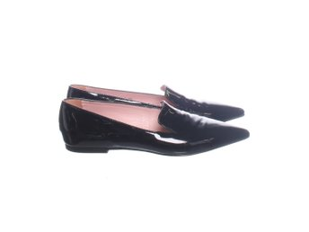 Pretty Loafers, Loafers, Strl: 38, Svart