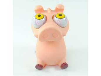 NY! Decompression Toy cute extrusion Popeyes Flesh pig