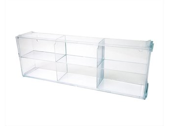 Display Case for 6 1/64 Diecast Vehicles