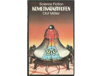 Kometkatastrofen - Möller - Science Fiction Nr. 8