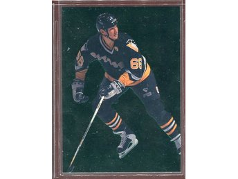 Mario Lemieux - 1995-96 Parkhurst International Emerald Ice #170