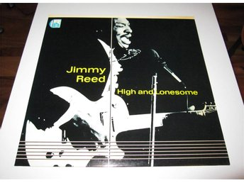 Jimmy Reed – High And Lonesome Charly R&B – CRB 1013 - Bullaren - Jimmy Reed – High And Lonesome Charly R&B – CRB 1013 - Bullaren