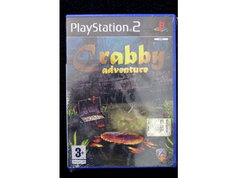 Crabby Adventure - Playstation 2