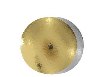 26 cm Tårtbrickor 5 st Guld/Silver - Malmö - 26 cm Tårtbrickor 5 st Guld/Silver - Malmö