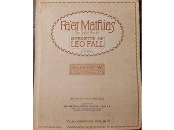 Leo Fall: Operett Der Fidele Bauer - Hellerup - Leo Fall: Operett Der Fidele Bauer - Hellerup