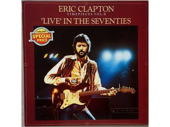 Eric Clapton - Timepieces Vol. II - LP