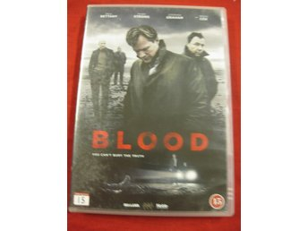 BLOOD - PAUL BETTANY, BRIAN COX M.FL - DVD