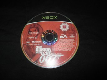 From russia with love - 007 - Xbox