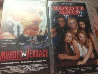 Vhs Mordet på Versace och Coyote Ugly - Gävle - Vhs Mordet på Versace och Coyote Ugly - Gävle