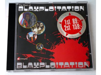 The Best of Blaxploitaion - Isaac Hayes m fl CD