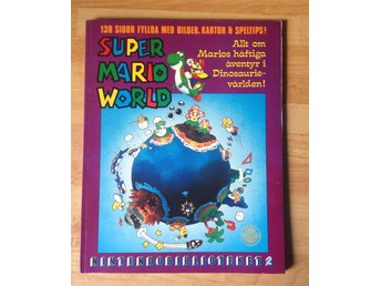 SUPER MARIO WORLD - NINTENDOBIBLIOTEKET 2.