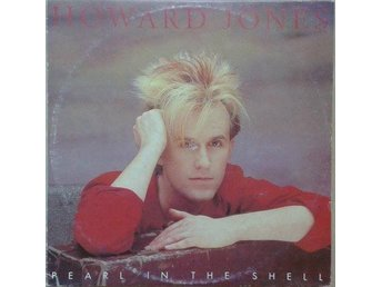 "Howard Jones title* Pearl In The Shell* Synth-pop 12"" Italy"