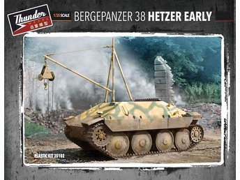 Thunder Models 1/35 Bergehetzer Early