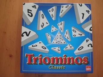 Triominos - intressant strategispel