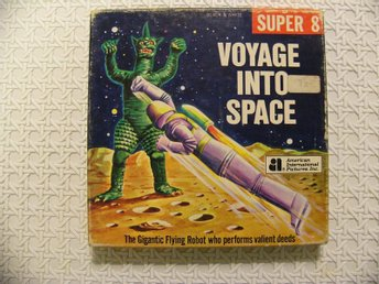 Voyage Into Space-American International Pictures,Inc-Nr.291-Super 8-1963