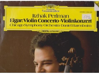 Elgar: Concerto for Violin and Orchestra in B minor, op. 61