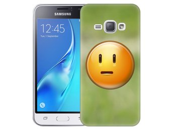 Samsung Galaxy J1 (2016) Skal Häpnad Smiley