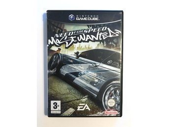 Need for Speed: Most Wanted – spel till Nintendo Gamecube