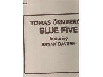 THOMAS ÖRNBERGS Blue Five feat Kenny Daverv OPUS3  8003