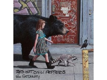 Red Hot Chili Peppers: The getaway 2016 (Digi) (CD)