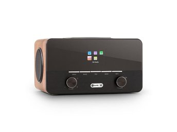 auna Connect 150 2.1-Internetradio Mediaplayer Spotify Connect WLAN LAN USB D