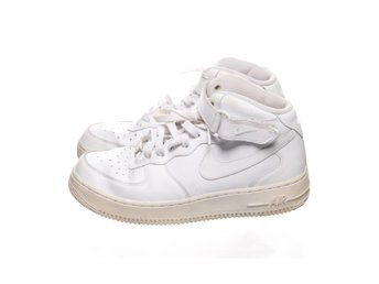 Nike, Sneakers, Strl: 39, Air Force 1, Vit
