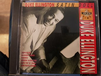 Cdskiva. Duke ellington-satin doll