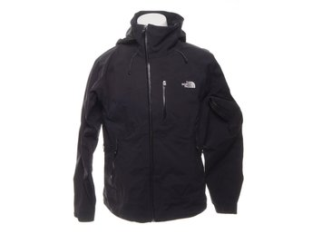 The North Face, Täckjacka, Strl: L, Regular, Svart, Bomull