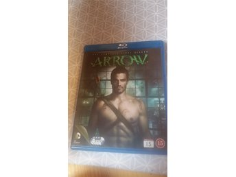 Blu-Ray Arrow säsong 1 ny