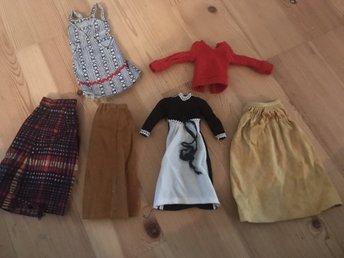 Barbiekläder, Vintage, Mattel, Ken, Skor och St.. (345022657
