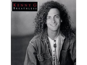 Kenny G, Breathless (CD)