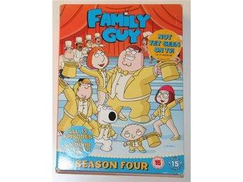 Family Guy - Säsong 4 - DVD - Västerås - Family Guy - Säsong 4 - DVD - Västerås