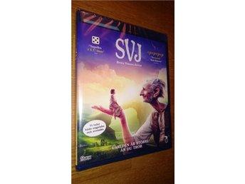 The BFG 2016 (SVJ) Stora Vänliga Jätten 117 Min Blu-ray NY Sve text /Svensk tal - Glommen - The BFG 2016 (SVJ) Stora Vänliga Jätten 117 Min Blu-ray NY Sve text /Svensk tal - Glommen