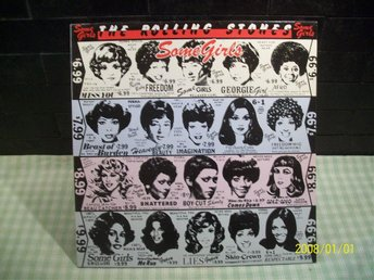 Rolling Stones some girls