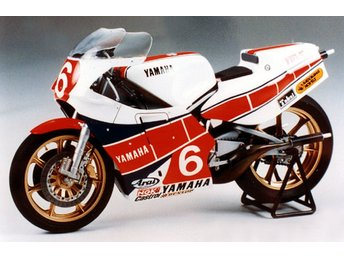 Tamiya 1/12 YZR500(OW70) Taira Version