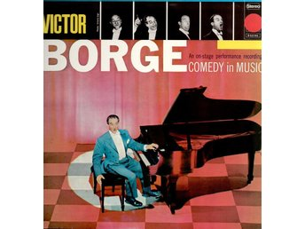 Victor Borge. Comedy in Music.