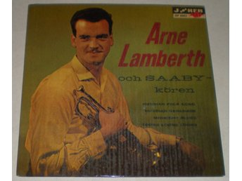 Arne Lamberth OMSLAG EP Russian folk song 1959