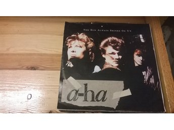 a-ha - The Sun Always Shines On T.V., EP