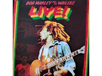 Bob Marley And The Wailers - Live! At The Lyceum, LP