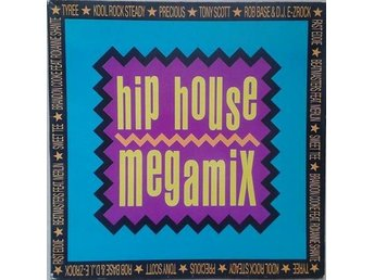 "Various title* Hip House Megamix* House, Hip-House 12"", Mixed, Comp."