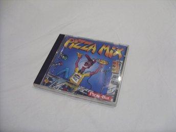 Pizza Mix Pizza Hut Restauranger Spanien & Spain Musik CD - överkalix - Pizza Mix Pizza Hut Restauranger Spanien & Spain Musik CD - överkalix