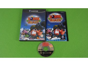 Worms Blast KOMPLETT Gamecube Nintendo Game Cube